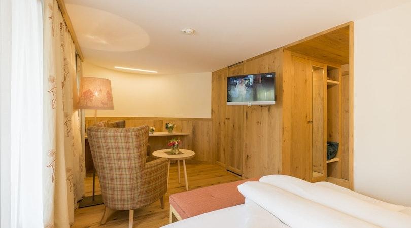 Double room 25 m²