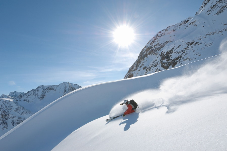Get the maximum out of skiing for a minimum price